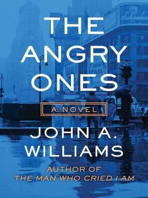 cover image of The Angry Ones
