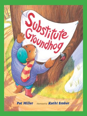 cover image of Substitute Groundhog