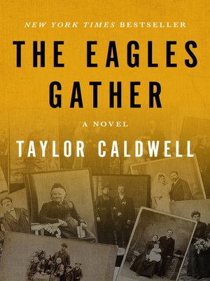 cover image of The Eagles Gather