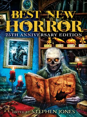 cover image of Best New Horror, Volume 25