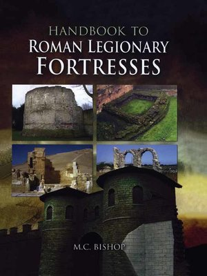 cover image of Handbook to Roman Legionary Fortresses