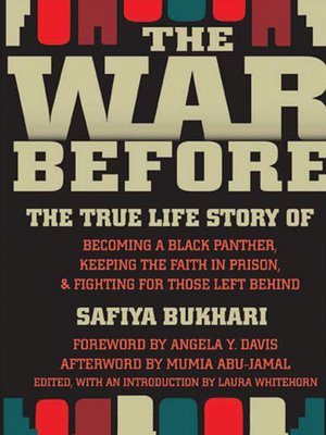 cover image of The War Before