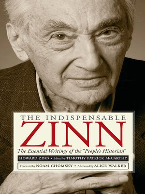cover image of The Indispensable Zinn