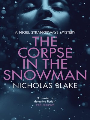 cover image of The Corpse in the Snowman