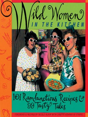 cover image of Wild Women in the Kitchen