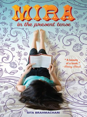cover image of Mira in the Present Tense