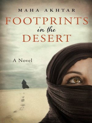 cover image of Footprints in the Desert