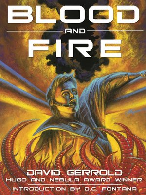cover image of Blood and Fire