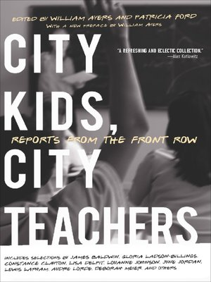 cover image of City Kids, City Teachers