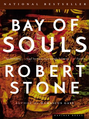 cover image of Bay of Souls