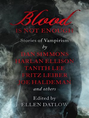 cover image of Blood Is Not Enough