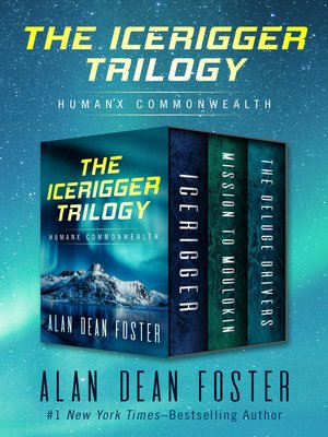 cover image of Icerigger Trilogy