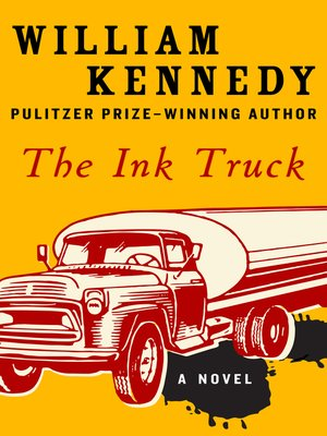 cover image of The Ink Truck