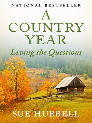cover image of A Country Year