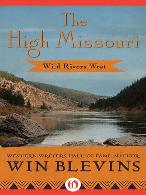 cover image of The High Missouri