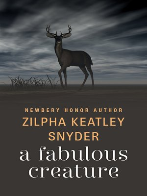 cover image of Fabulous Creature