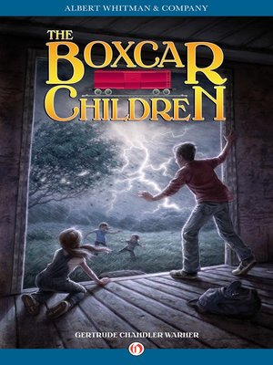 cover image of The Boxcar Children