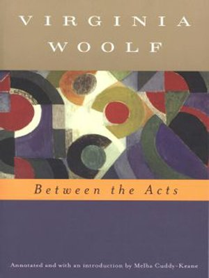 cover image of Between the Acts
