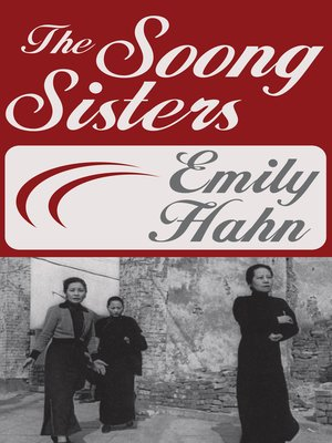 cover image of The Soong Sisters