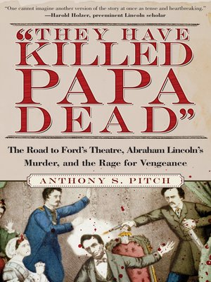 """cover image of """"They Have Killed Papa Dead"""""""