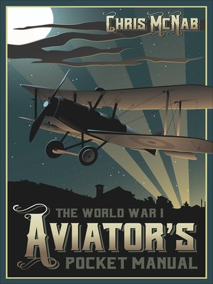 cover image of The World War I Aviator's Pocket Manual