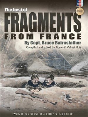 cover image of The Best of Fragments from France