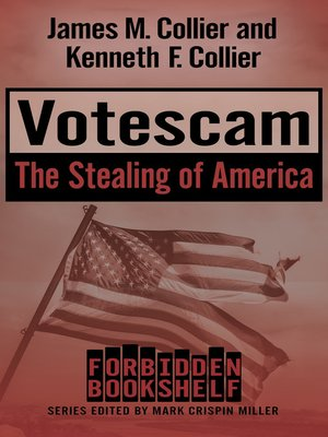 cover image of Votescam
