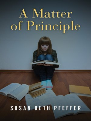 cover image of A Matter of Principle