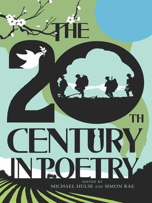 cover image of 20th Century in Poetry