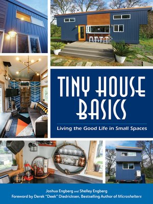 cover image of Tiny House Basics
