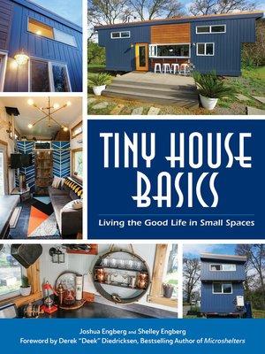 cover image of Tiny House Basics