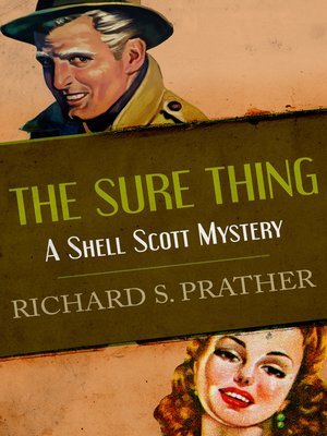 cover image of The Sure Thing