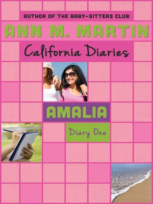 cover image of Amalia: Diary One