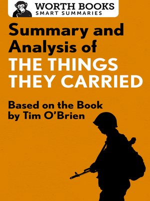 cover image of Summary and Analysis of the Things They Carried