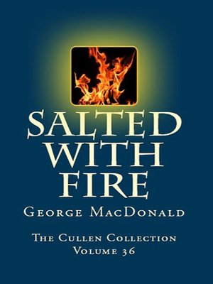 cover image of Salted with Fire