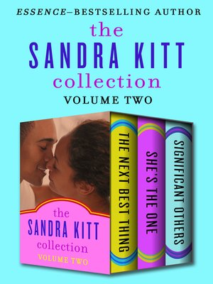 cover image of The Sandra Kitt Collection Volume Two