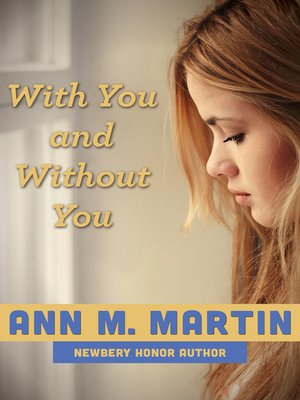 cover image of With You and Without You