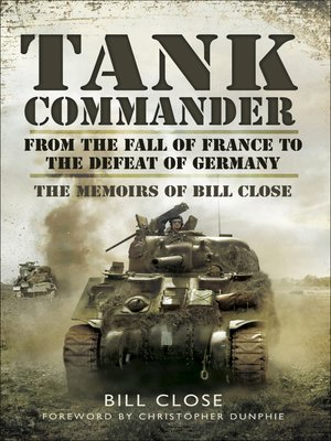 cover image of Tank Commander