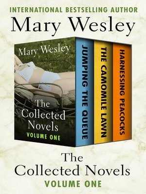 cover image of The Collected Novels Volume One