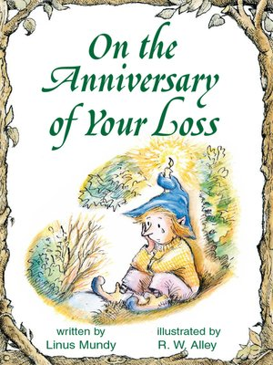 cover image of On the Anniversary of Your Loss