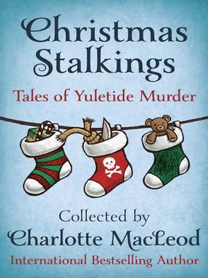 cover image of Christmas Stalkings