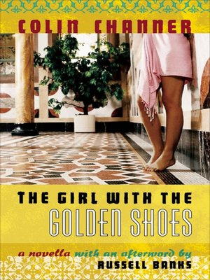 cover image of The Girl with the Golden Shoes