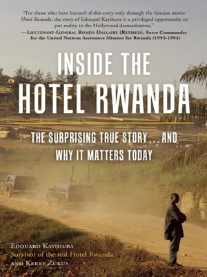 cover image of Inside the Hotel Rwanda