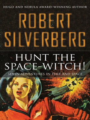 cover image of Hunt the Space-Witch!
