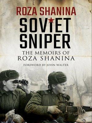 cover image of Soviet Sniper