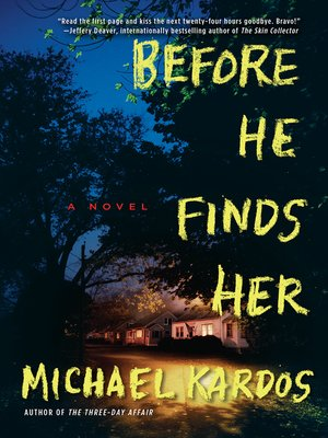 cover image of Before He Finds Her