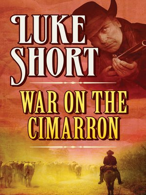 cover image of War on the Cimarron
