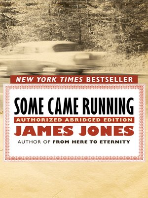 cover image of Some Came Running