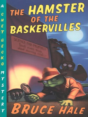 cover image of The Hamster of the Baskervilles