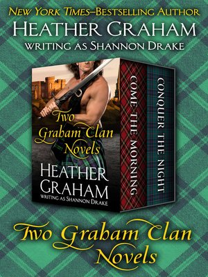 cover image of Two Graham Clan Novels
